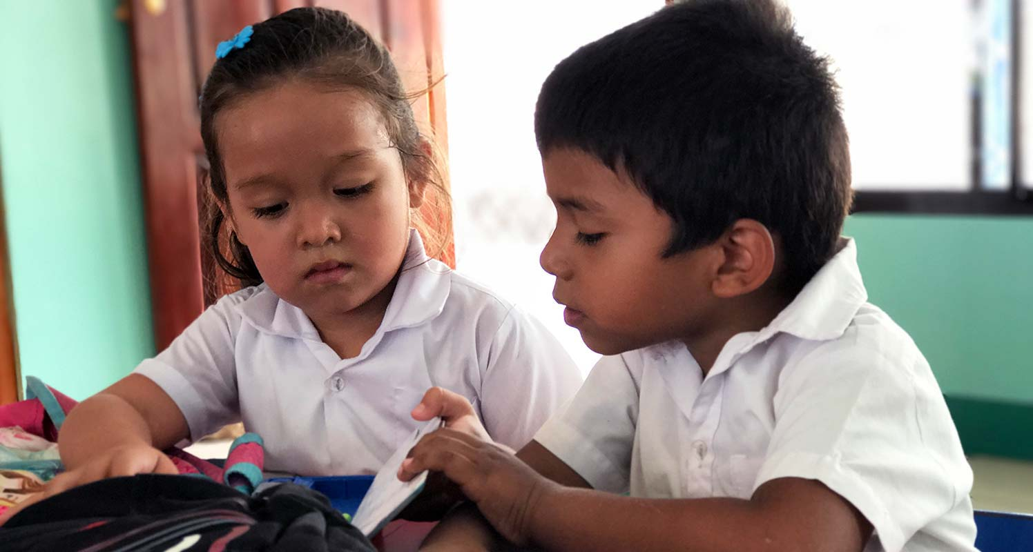 Guter Schulstart<br /></noscript>für 333 Kinder